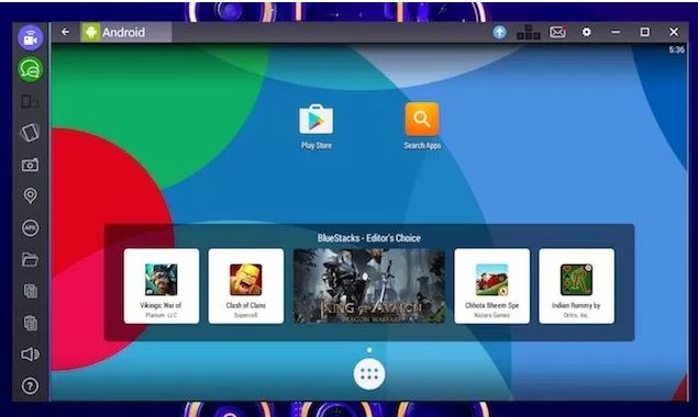 BlueStacks PC Emulator
