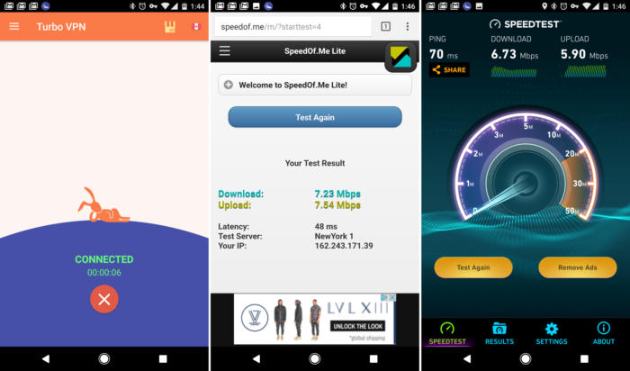 best free vpn software for android