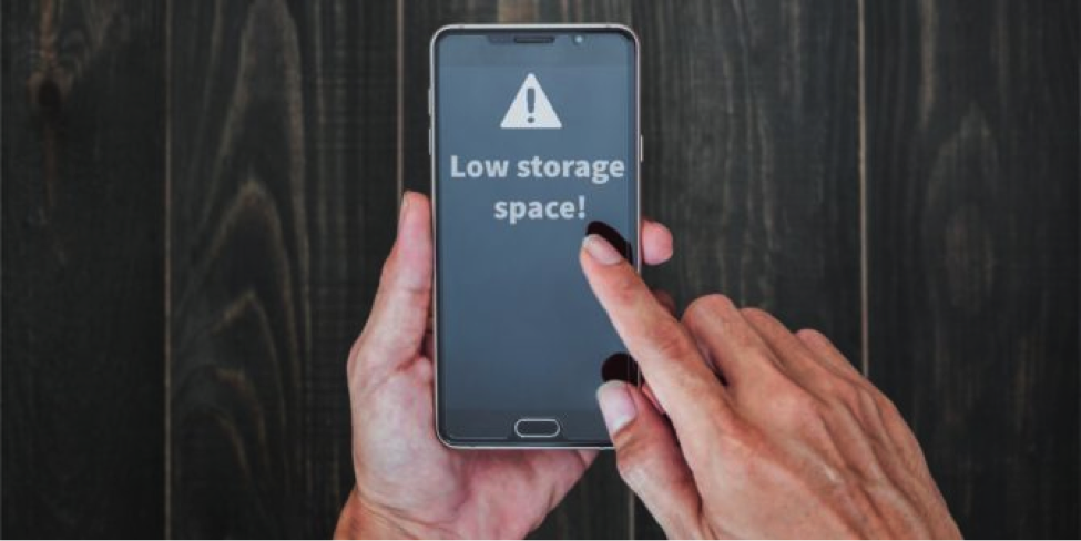 Android Low Storage