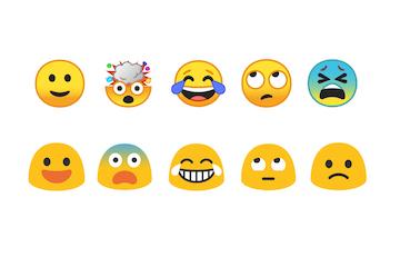 android emoji