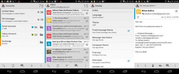 k9 mail android