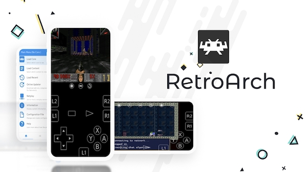 RetroArch PSP Emulator