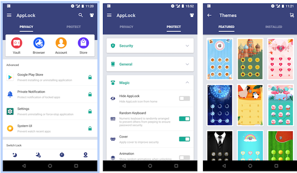 Applock DoMobile Lab