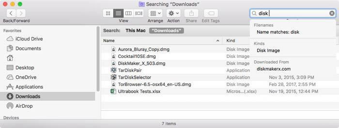 how to delete file in downloads on mac
