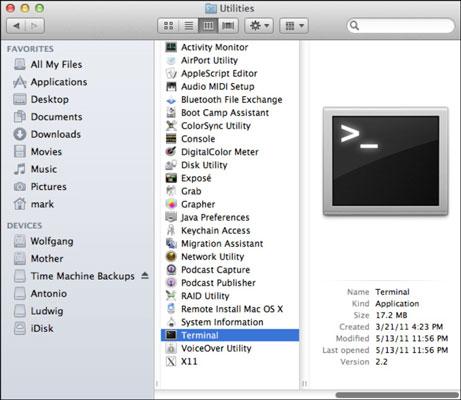 remove unused language files mac