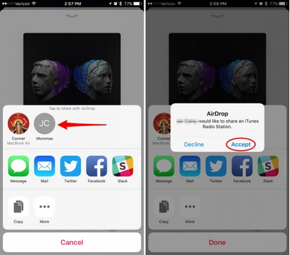 How to Transfer or Copy Music from Old iPhone to New iPhone