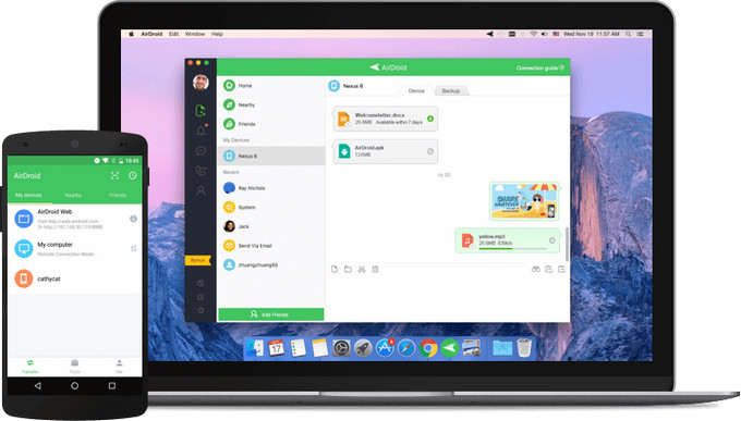 Android Backup Apps Mac