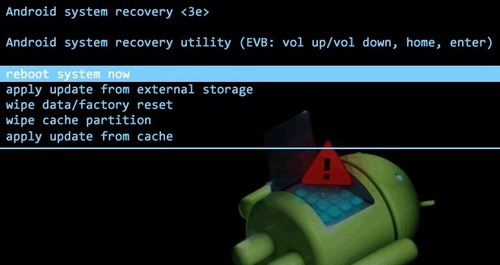 boot android in recovery mode