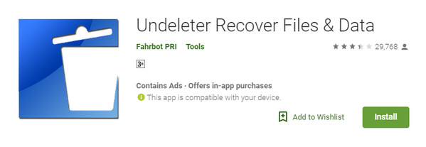 Free Android Data Recovery Reviews | Download Android Recovery APK