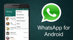 WhastApp Android