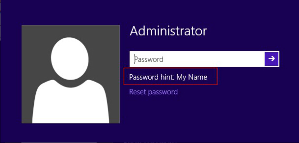 changing password on windows 7 when forgotten